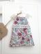 La petite robe n 41 - faire part original naissance baptême fille en tissu
