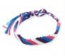 Bracelet plat diagonale