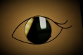 Miroir - oeil