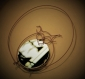 Déco - chouette hibou mirroir intégré