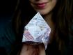 Carte cocotte* je t'aime* carte à plier