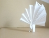 Paon origami