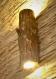 Appliques en bois, applique murale à partir de grumes naturelles