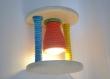 Applique en bois pour chambre d'enfant, applique pour chambre d'enfant, lampe pour garçon et fille, éclairage pour bébé