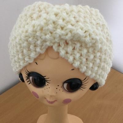 Headband fait mains