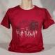 T-shirt sambalou 100% coton bio : sambanight