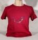 T-shirt sambalou 100% coton bio : salamandre 2 colors