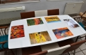 Set de table plastique, vintage,  semi-rigide, design original - décoration de table -  carte maritime ancienne 23.