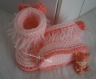 Chaussons style mocassins