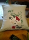 Coussin +housse     40x40