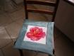 Housse de coussin ou housse de galette de chaise