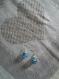 Boucles d'oreilles verre