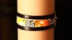 Bracelet wax et cuir - lantana