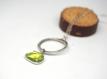 Collier ras de cou en argent 925 et cristal à facettes
