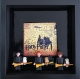 Cadre playmobil harry potter collection rare !