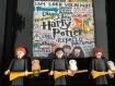 Cadre playmobil harry potter collection rare