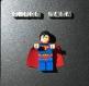 Cadre lego superman