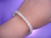 Bracelet en pierres de lune