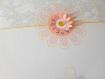 Couverture livret de messe personnalisable, baptême, communion, mariage, aux couleurs des 3 ors