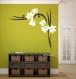 Pochoir pour peindre ornement fleur (3536x)