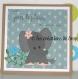 Carte éléphant - pour le plaisir