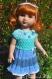 Tuto a / fiche explications tricot pour réaliser une robe pour poupée ann-estelle de 25 cm