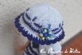 Tuto b1 / fiche explications tricot pour réaliser un ensemble 2 pièces pour poupée kripplebush de 20 cm