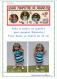 Tuto i / fiche explications ensemble crochet pour poupée minouche de 33 cm