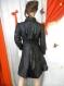 Elegant and stylish ladies leather