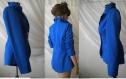 Stylish and elegant ladies' tailored jacket made of cotton