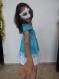 Robe pour enfants pour fête ou carnaval - la fée des fleurs