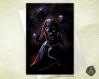 Carte de voeux amitié anniversaire dark vador méduses star wars