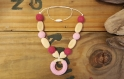 Collier d'allaitement - teething necklace - collana allattamento - collar lactancia