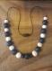 Collier d'allaitement - collier de portage - collier de dentition