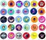 Badges 25mm