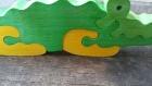 Puzzle de crocodile