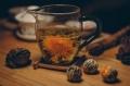 Bougie naturelle parfumée senteur thé épicé