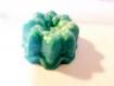 Fondant en cire naturelle parfumée senteur poivrier vert