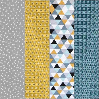 Guirlande prénom en tissu. décoration chambre d'enfant ou de bébé fille ou garçon. lettres plates . couleurs au choix