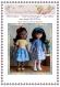 Fiche tricot-couture : robe tricouture (top down) pour poupées de 32-33 cm