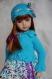 Fiche tricot : anytime, gilet et bonnet pour poupées maru and friends
