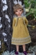 Fiche tricot : love me tender - robe et gilet pour poupées de 41/43 cm