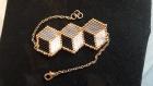 Bracelet en perles miyuki