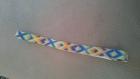 Bandeau multicolor