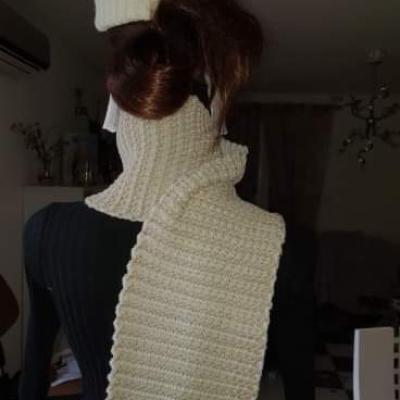 Bonnets ivoire