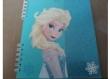 Album décoré reine des neiges