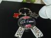 Porte clés ou bijou de sac - idée cadeau original