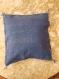 Marocaine cactus coussin de soie | sabra oreiller | coussin décoratif housse de coussin en soie sabra cactus bleus délavé -20 pouces bleus