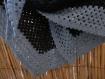 Châle ou chèche au crochet