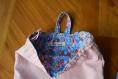 Kit sac de danse personnalisé et pochon chaussons
